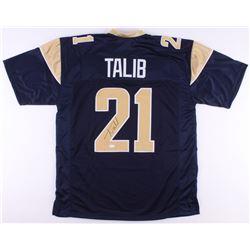 Aqib Talib Signed Jersey (JSA COA)
