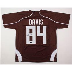 Corey Davis Signed Jersey (Radtke Hologram)