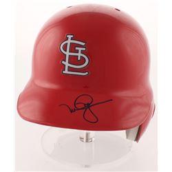 Mark McGwire Signed St. Louis Cardinals Full-Size Batting Helmet (Beckett COA)