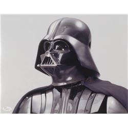"James Earl Jones Signed ""Star Wars"" 11x14 Photo (JSA COA)"