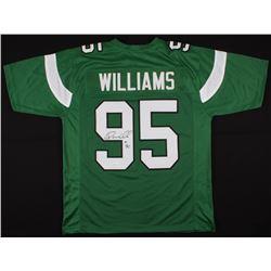 Quinnen Williams Signed Jersey (JSA COA)