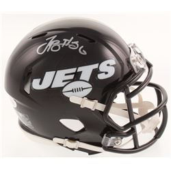 Le'Veon Bell Signed New York Jets Speed Mini Helmet (JSA COA)