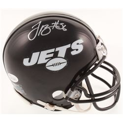 Le'Veon Bell Signed New York Jets Mini Helmet (JSA COA)