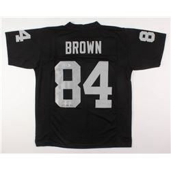 Antonio Brown Signed Jersey (Beckett COA)