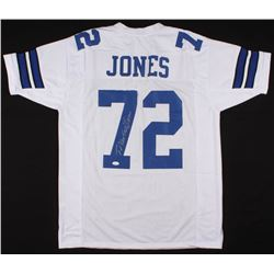 "Ed ""Too Tall"" Jones Signed Jersey (JSA Hologram)"