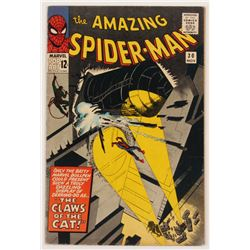 "1965 ""The Amazing Spider-Man"" Issue #30 Marvel Comic Book"