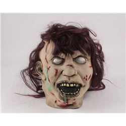 "Linda Blair Signed ""The Exorcist"" Costume Mask Inscribed ""Sweet Dreams!"" (PSA COA)"