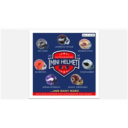 2019 Touchdown Mini Helmet Mystery Box (Limited to 50)