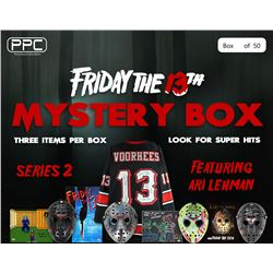 """Press Pass Collectibles """"Friday the 13th"""" Mystery Box – Series 2"""