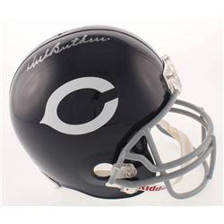 Dick Butkus Signed Chicago Bears Throwback Full-Size Helmet (PSA Hologram  Mounted Memories Hologram