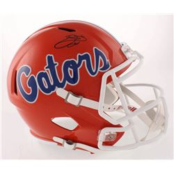 Emmitt Smith Signed Florida Gators Full-Size Speed Helmet (Beckett COA  Prova Hologram)