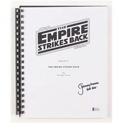 "Jeremy Bulloch Signed ""Star Wars: The Empire Strikes Back"" Movie Script Inscribed ""Boba Fett"" (Becke"