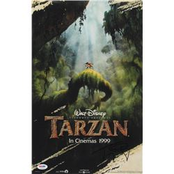 "Tony Goldwyn Signed ""Tarzan"" 11x17 Photo (PSA Hologram)"