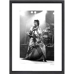 """Freddie Mercury """"Queen"""" 24x30 Custom Framed Globe Hollywood Photo"""