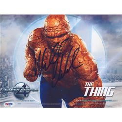 "Michael Chiklis Signed ""Fantastic Four: Rise of the Silver Surfer"" 8x10 Photo (PSA COA)"