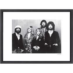 """Fleetwood Mac"" 24x30 Custom Framed Globe Hollywood Photo"