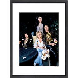 """Queen"" 24x30 Custom Framed Globe Hollywood Photo"