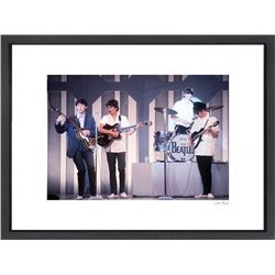 """""""The Beatles"""" 16x20 Custom Framed Globe Hollywood Photo"""