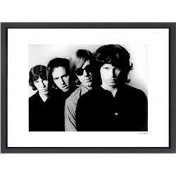 """The Doors"" 24x30 Custom Framed Globe Hollywood Photo"