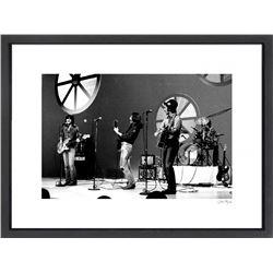 """""""The Eagles"""" 24x30 Custom Framed Globe Hollywood Photo"""
