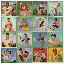 Complete Set of (16) 1962 1964 AuraVision Baseball Sport 33 RPM Story Records