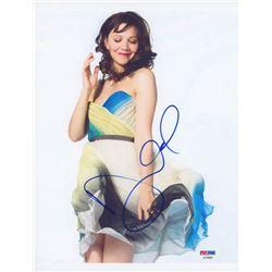 Maggie Gyllenhaal Signed 8x10 Photo (PSA COA)