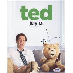 "Mark Wahlberg Signed ""Ted"" 8x10 Photo (PSA COA)"