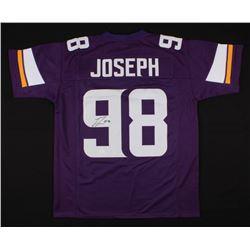 Linval Joseph Signed Jersey (JSA COA)