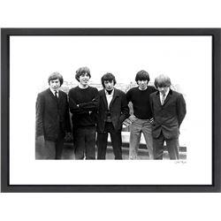"""The Rolling Stones"" 16x20 Custom Framed Globe Hollywood Photo"