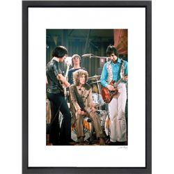 """The Who"" 24x30 Custom Framed Globe Hollywood Photo"