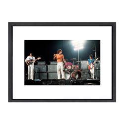 """The Who"" 16x20 Custom Framed Globe Hollywood Photo"