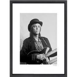 """Tom Petty"" 24x30 Custom Framed Globe Hollywood Photo"