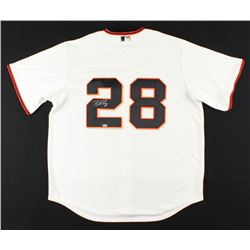 Buster Posey Signed San Francisco Giants Jersey (Fanatics Hologram)