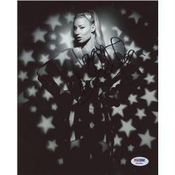Iggy Azalea Signed 8x10 Photo (PSA Hologram)