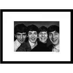 """""""The Beatles"""" 24x30 Custom Framed Globe Hollywood Photo"""