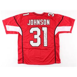 David Johnson Signed Jersey (JSA COA)