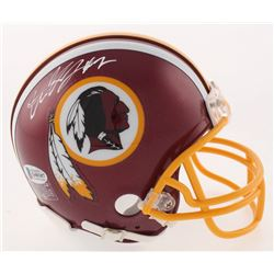 Dwayne Haskins Signed Washington Redskins Mini Helmet (Beckett COA)