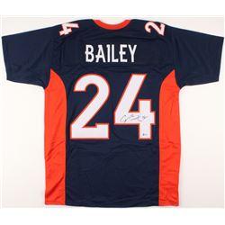 Champ Bailey Signed Jersey (Beckett COA)