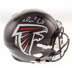 Matt Ryan Signed Atlanta Falcons Full-Size Authentic On-Field Speed Helmet (Fanatics Hologram)