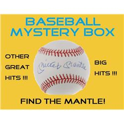 Big Hits Baseball Mystery Box - (Limited to 100)