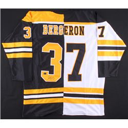 Patrice Bergeron Signed Jersey (Bergeron COA)