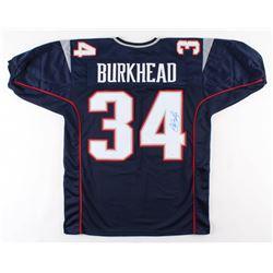 Rex Burkhead Signed Jersey (JSA COA)