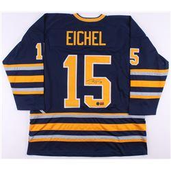 Jack Eichel Signed Jersey (Eichel COA  AJ's Sports World COA)