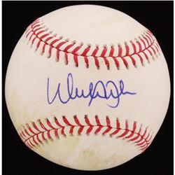 Walker Buehler Signed OML Baseball (JSA COA)
