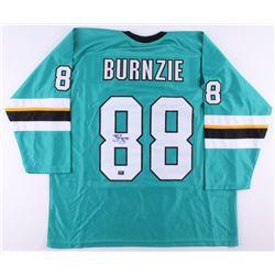 Brent Burns Signed Jersey (Burns COA)