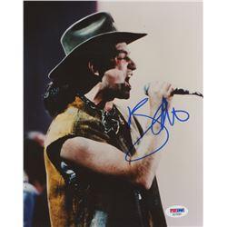 Bono Signed U2 8x10 Photo (Beckett COA)