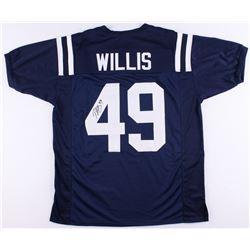 Patrick Willis Signed Jersey (JSA COA)