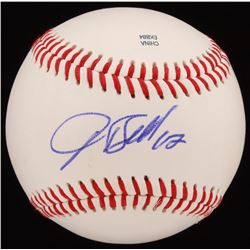 Josh Bell Signed Baseball (JSA COA)