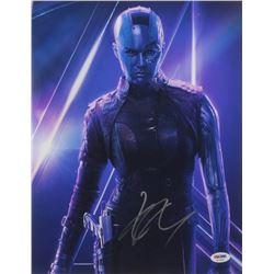 """Karen Gillan Signed """"Guardians of the Galaxy"""" 11x14 Photo (PSA Hologram)"""