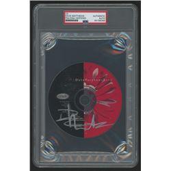 "Dave Matthews Signed Dave Matthews Band ""Crash"" CD (PSA Encapsulated)"